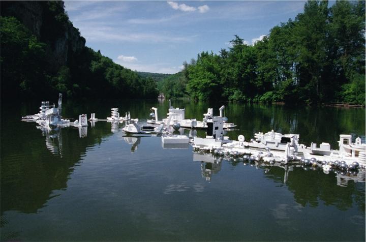 Barrage flottant 2